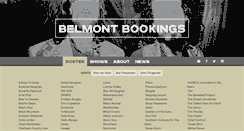 Preview of belmontbookings.nl